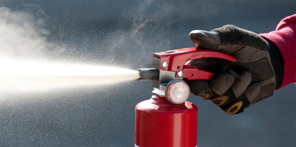 Огнетушитель в автомобиле статья